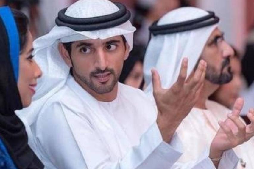 迪拜王子的定制跑车,价值5亿从不外借,除了这个中国人