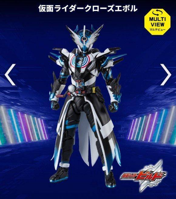 原创假面骑士cross-z 银河龙shf系列,千骑周边名场面!