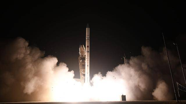 以色列新型间谍卫星升空!伊朗军事专家直言:专门用来监视我们!