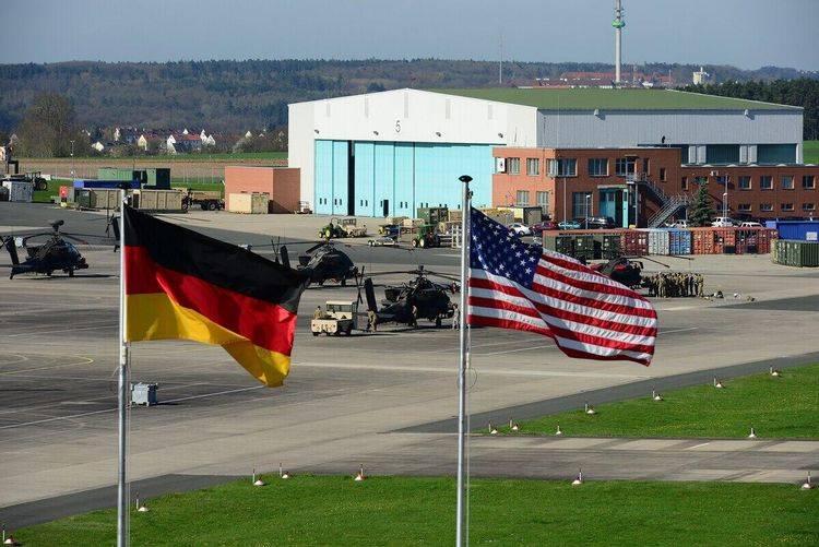 吃亏只是特朗普的借口!德国亮出数据,10年为美军花11亿美元_德国新闻_德国中文网