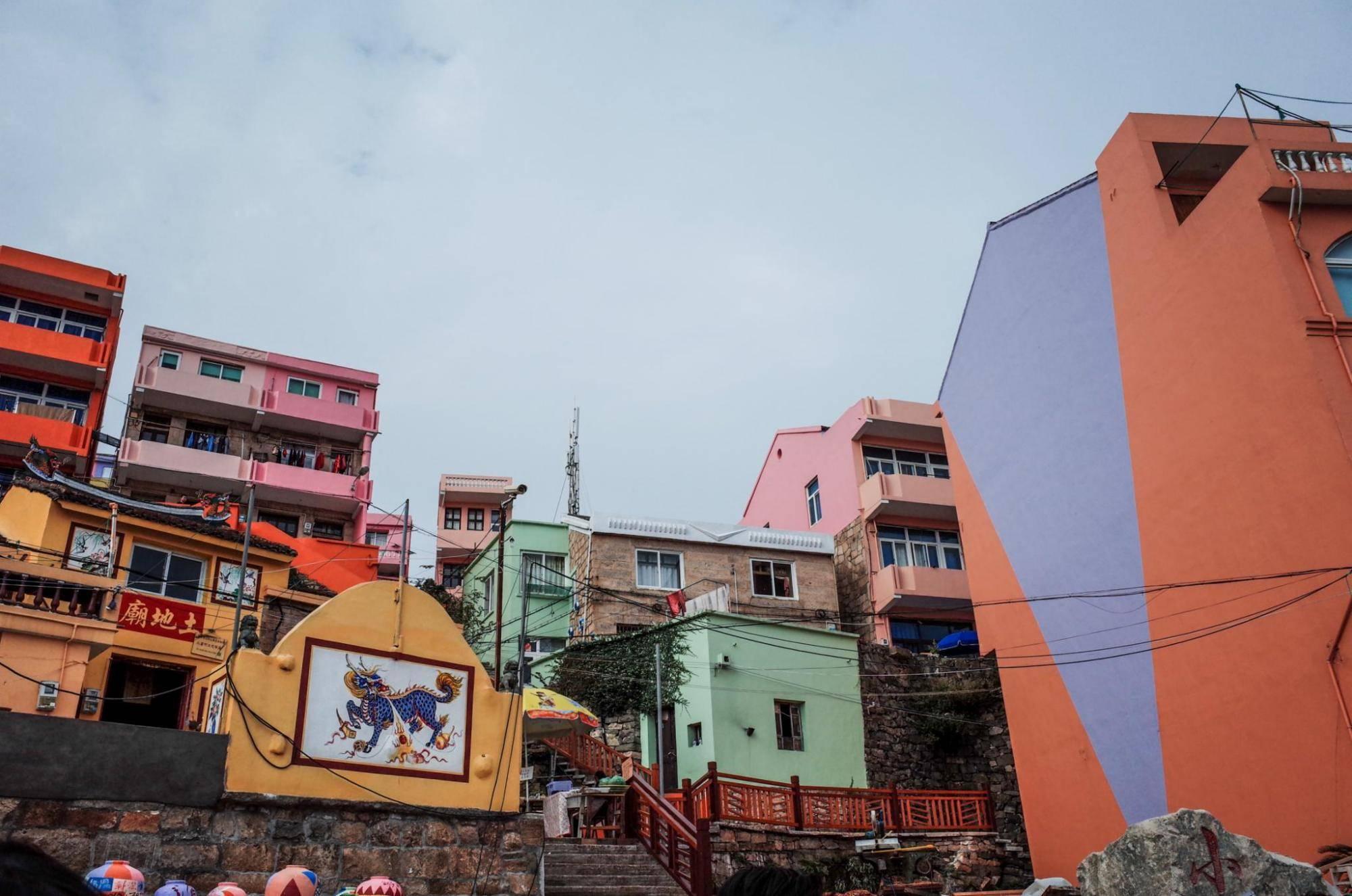"""原创             浙江温岭的小箬村,被大家誉为""""童话世界"""",游客却表示差距很大"""