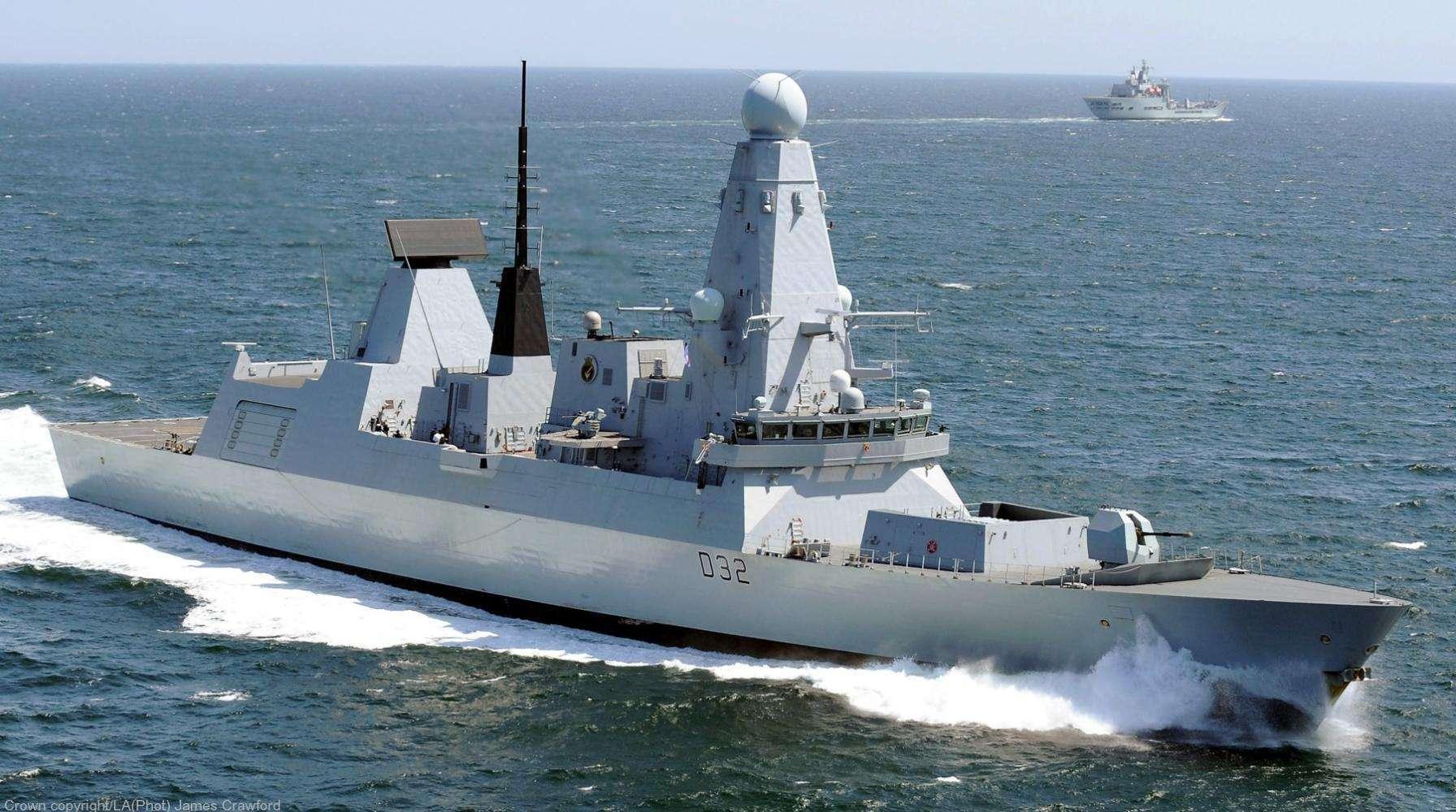 44艘军舰数千士兵出动,将枪口对准了全球二号强国,这次不是美国_英国新闻_英国中文网