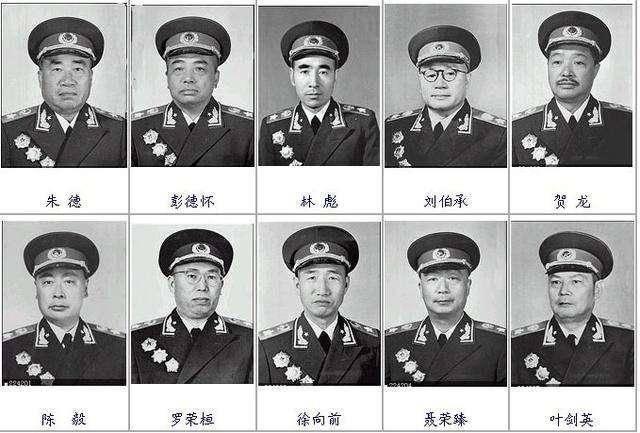 综合各时期战绩,我军最优秀五位军事家排名,第一名威震世界
