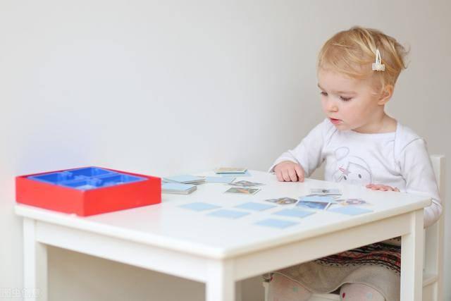 """4个训练记忆力的游戏,简单又好玩,让孩子玩出""""超群""""记忆力"""