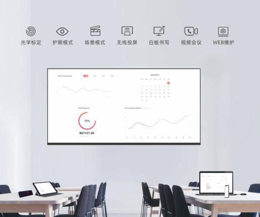 诺瓦科技MeetUs会议室LED显示解决方案