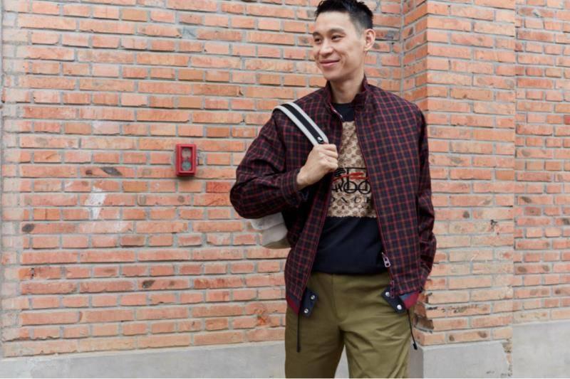 知名平面设计师广煜早在首次与Coach共同发布的跨界合作系列