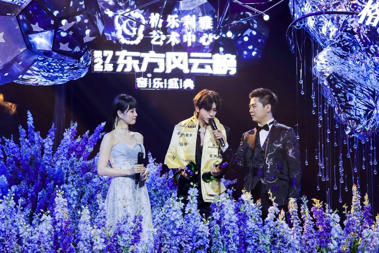 顶奢婚尚:格乐利雅携手《东方风云榜》,跨界演绎高定大秀