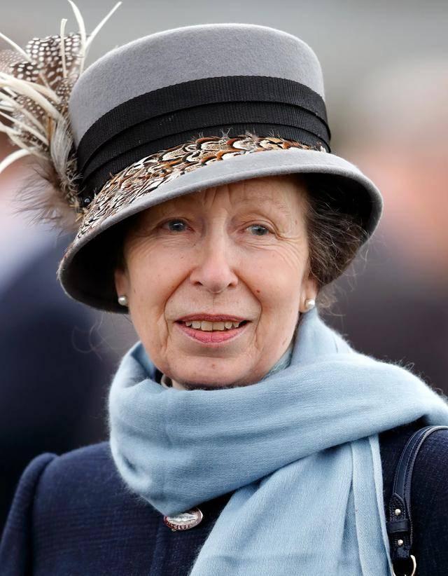 原创 不输戴安娜王妃的王室公主,英女王女儿太精致,70岁身材够苗条