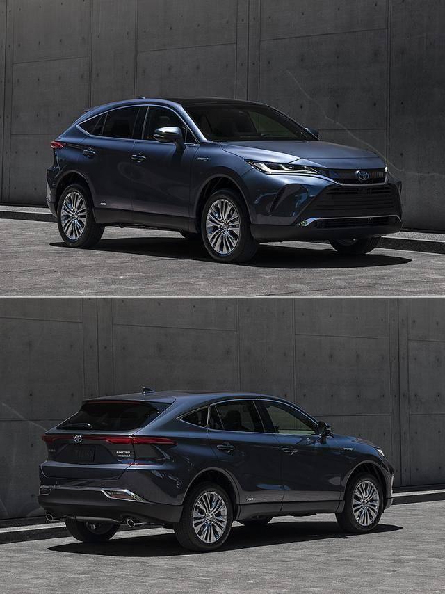 比雷克萨斯更美的丰田SUV,日本大卖,海外售价约23.5万起