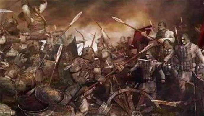 秦国为什么一直消灭不了西部的戎族