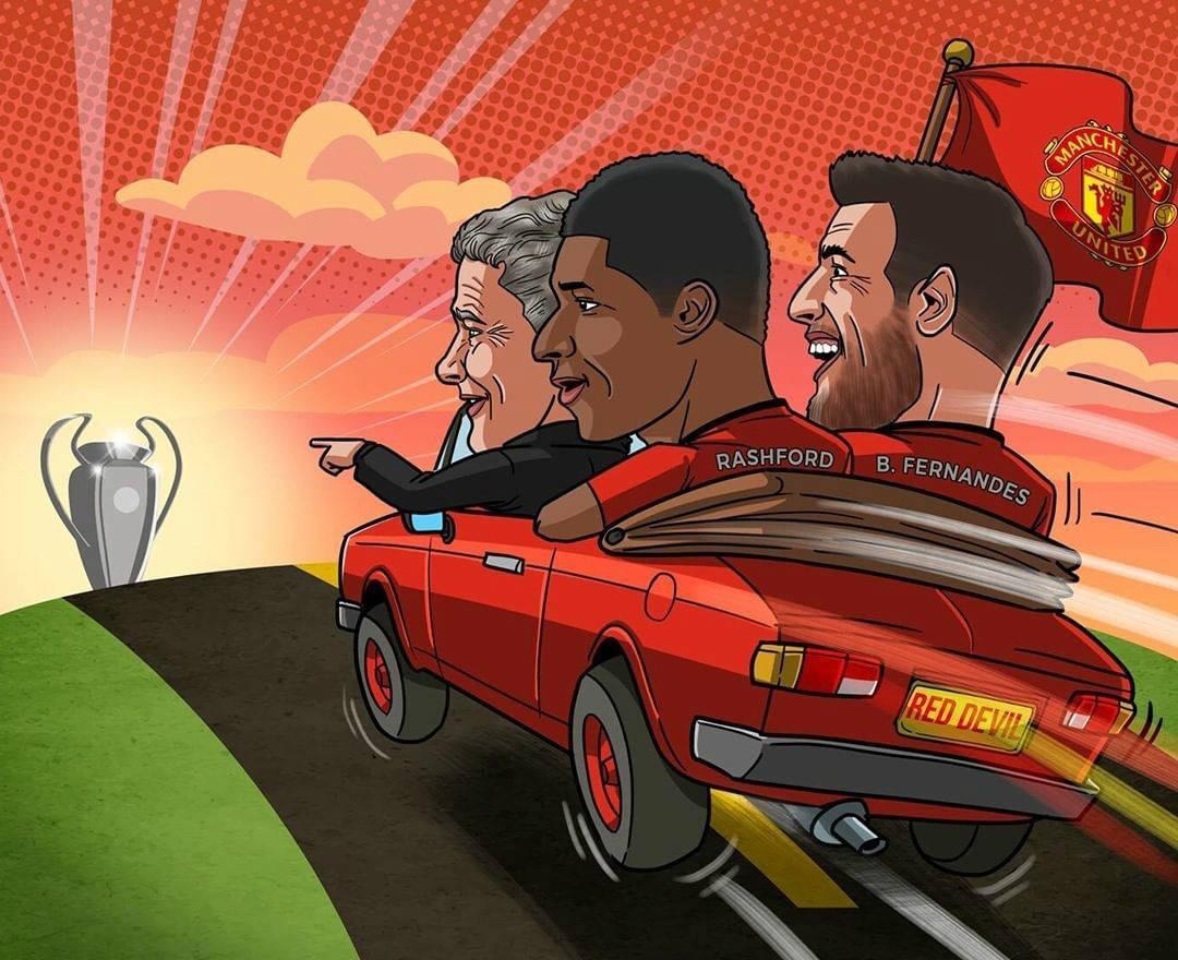 原创             索尔斯克亚:曼联还差利物浦曼城很远 这赛季能进欧冠就还不错