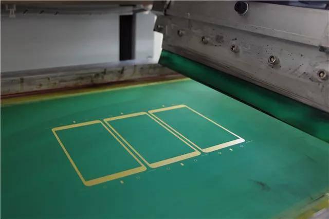 丝网印刷工艺原理_手机背胶全自动丝网印刷模切工艺_油墨