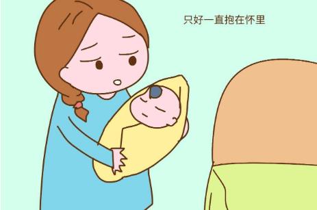 """为什么婴儿喜欢被大人抱着睡?缺失的""""第四期""""才是真正原因"""