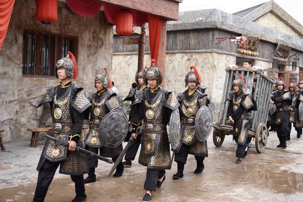 两天一夜草原迪士尼中国马镇行,在最美的季节