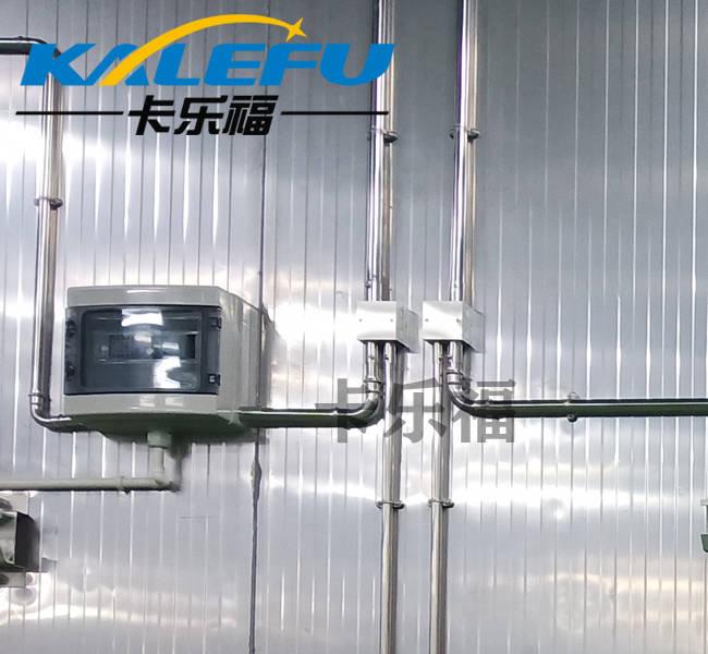 DN25不锈钢电工螺纹管使用中应注意的问题