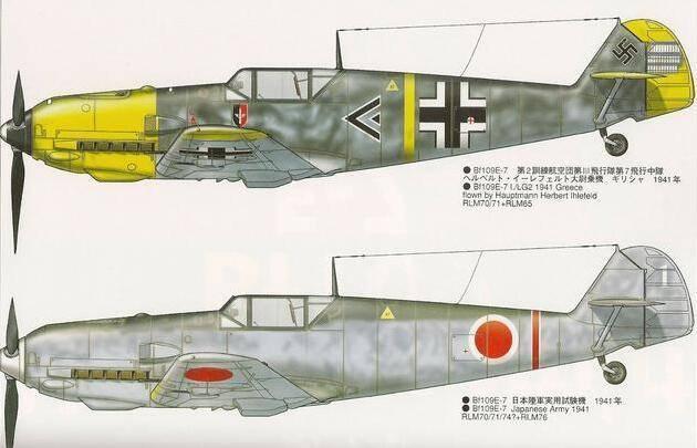 铁十字变日之丸!二战日本曾将德国战机奉若神明,德军:猴子学人_德国新闻_德国中文网