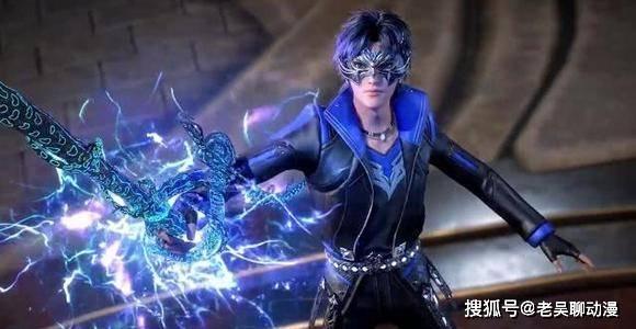 斗罗:深度分析蓝银霸王枪、泰坦之锤和炸环,哪一个攻击力最强?_魂技