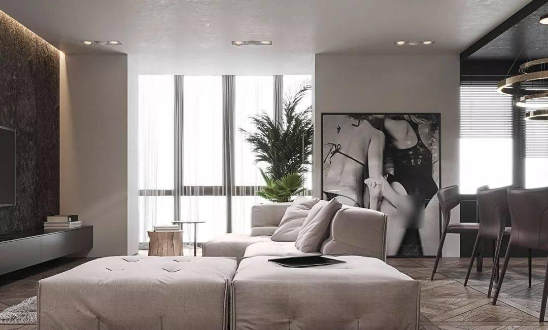 西安室内软装设计师:奢宅气质,总给人低调不凡的感觉!