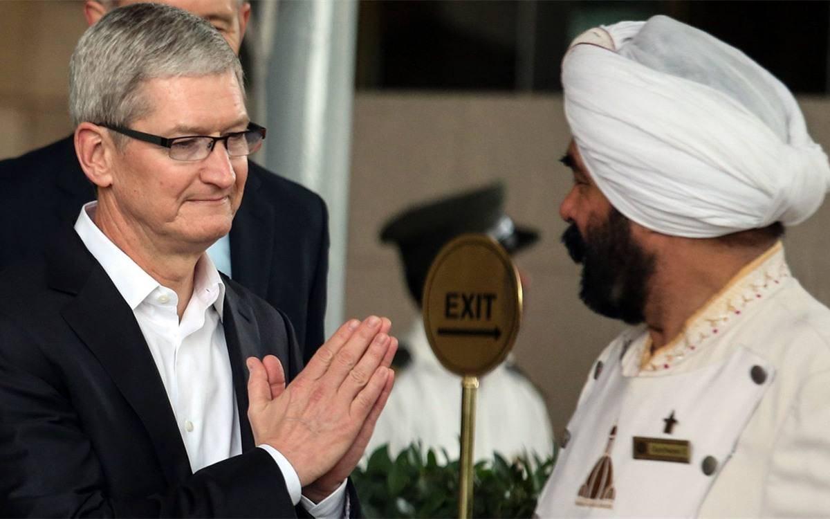 苹果能在印度复制中国制造的神话吗?