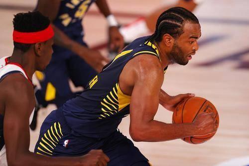 清晨完毕的一场NBA常规赛中,步行者以111-100轻松打败了奇才队