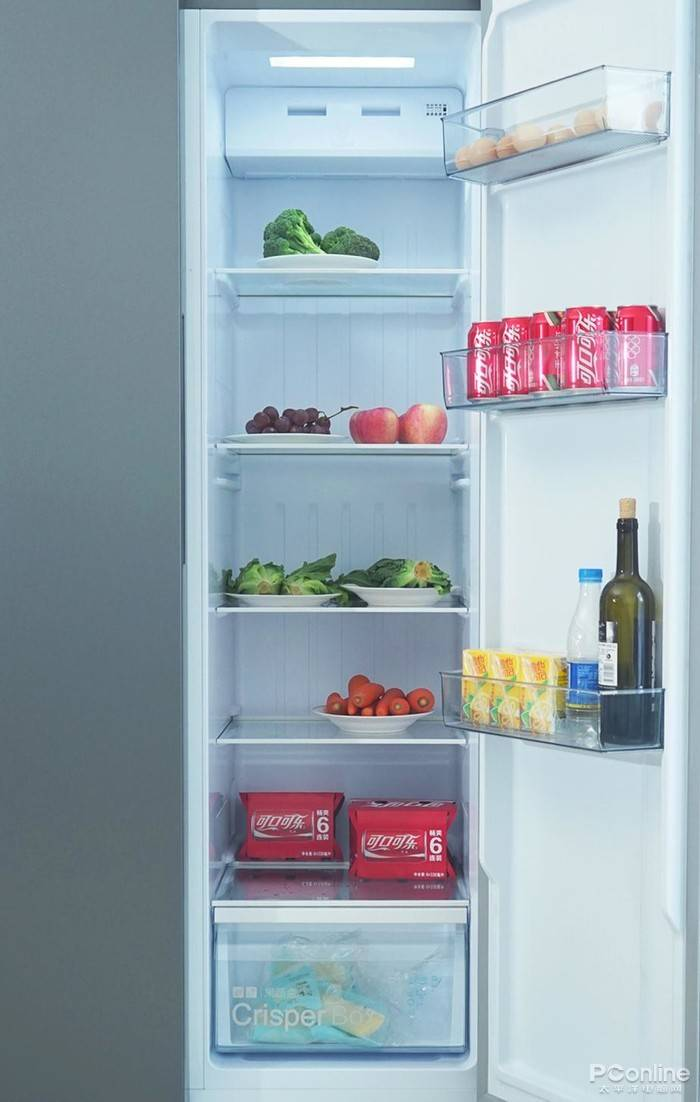 云米互动大屏冰箱458L,带你玩转厨房