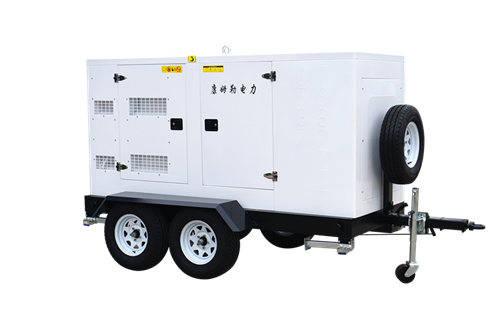 移动式发电机组:如何实现柴油发电机组的防雷防爆? 西安移动发电机组厂家直销...