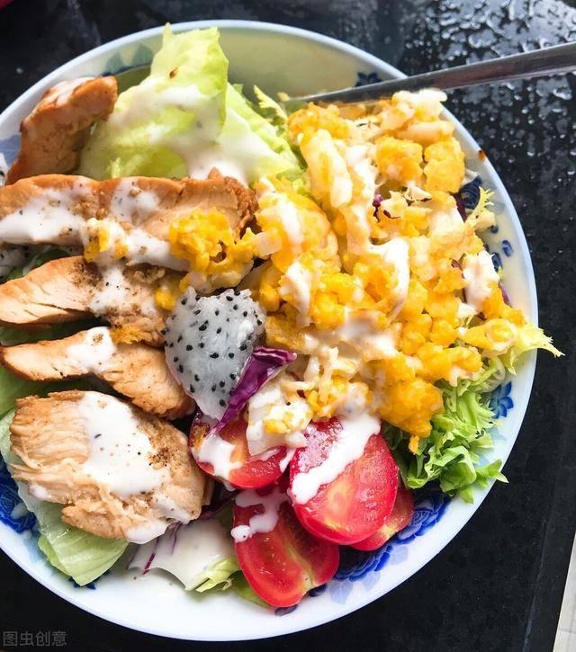 减肥别傻傻的节食!减脂餐这么吃,你会瘦得比别人更快