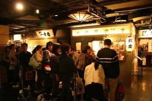 日本有哪些殿堂级的美食街?
