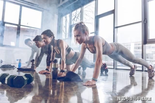 健身能防止肥胖、保持身材、抵抗衰老,你确定不参与进来?
