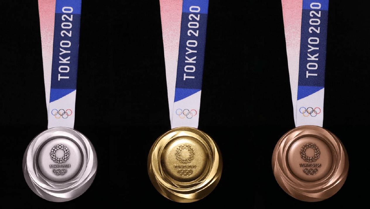 2020东京奥运会奖牌_体坛金牌伉俪在训练场举办婚礼!东京奥运携手冲击