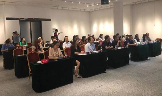 北外/西安美院艺术金融博士课程班合体授课在西安举行
