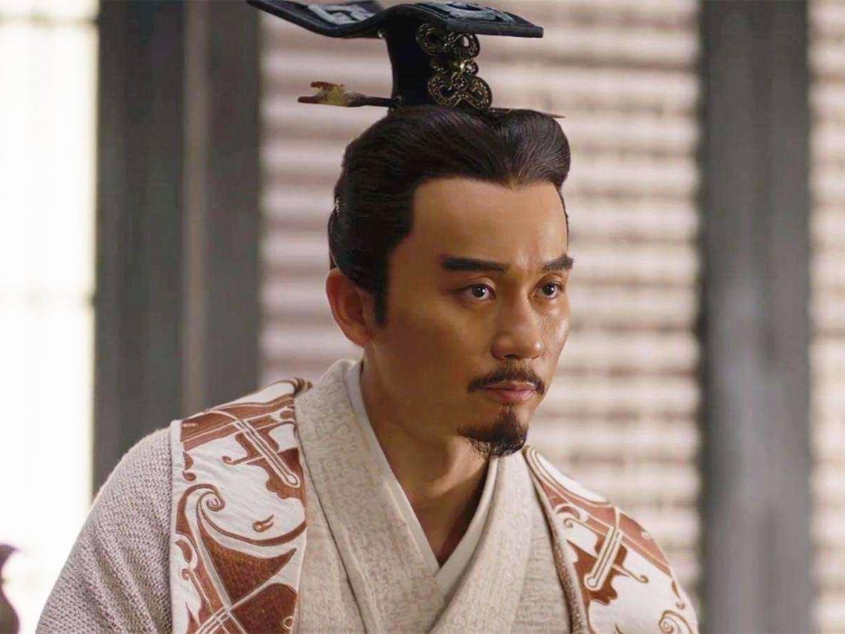 他雄才大略,本是一代开国皇帝,却因父亲太耀眼而被世人无视
