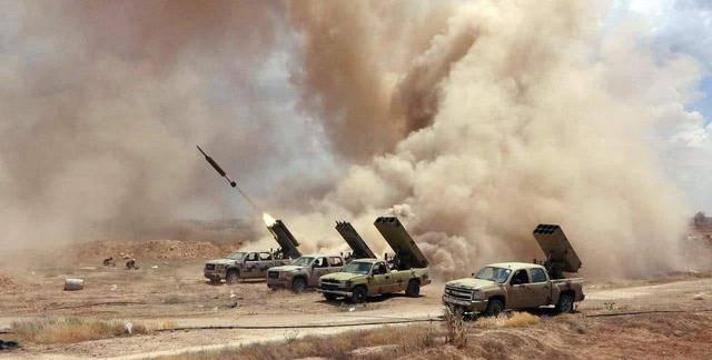 报应来了!美驻叙军事基地突遭袭击,叙当局多次声明该基地非法