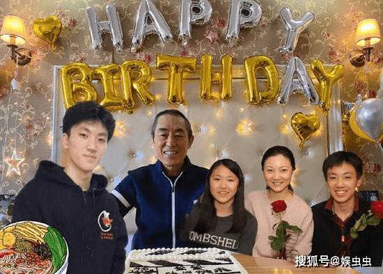 张艺谋方辟谣与陈剑导演关系:太太陈婷没有兄弟