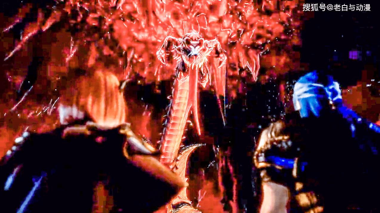 斗罗大陆:十首烈阳蛇登场,将揭晓唐昊和比比东闯关方式!