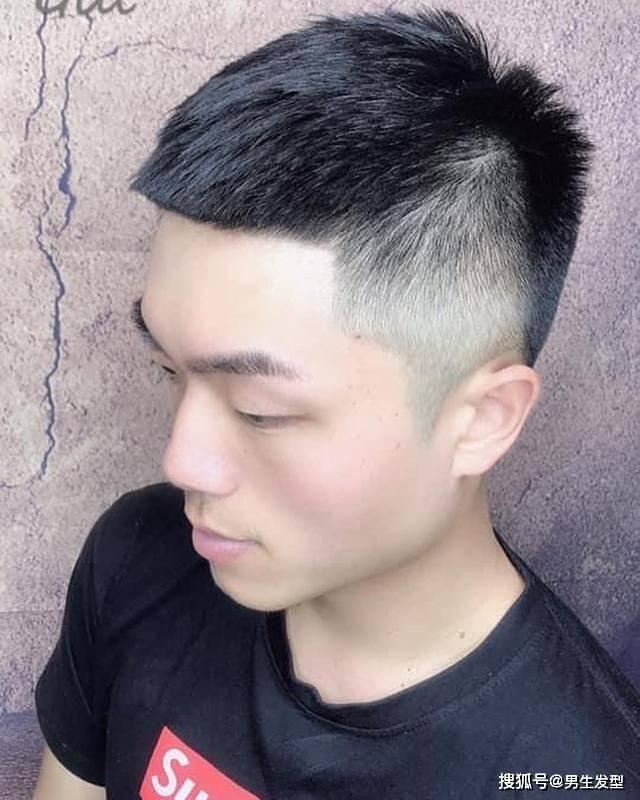 """剪发不要只会说""""稍微剪短"""",2020男生流行发型参考,越剪越帅气插图(6)"""