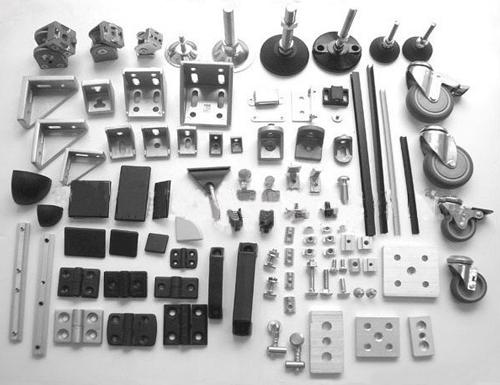 铝型材配件的特点有哪些?