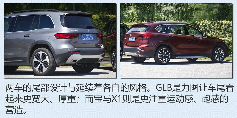 原创君子和而不同《斗show场》之奔驰GLB对比宝马X1