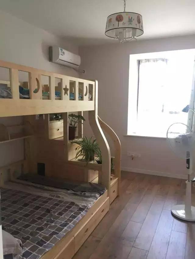 通风四个月的120平新房,正打算入住,看到这效果就很有成就感!