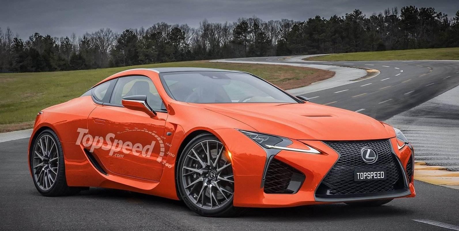 丰田停止研发V8发动机,雷克萨斯LC F要凉?