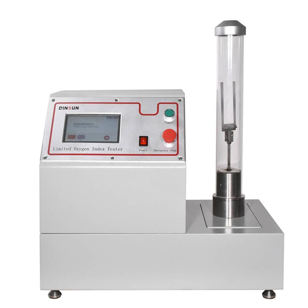 纺织品燃烧性能的氧指数测试方法