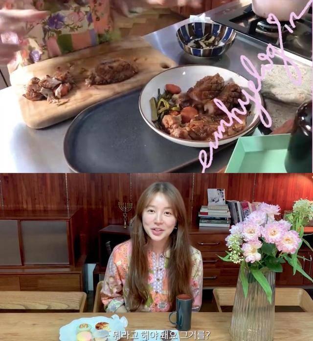 36岁尹恩惠无戏可拍,闲得在家种菜,网友感叹:娱乐圈就这么现实