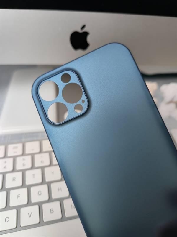 iPhone 12 Pro Max外形、配置大曝光:四摄+120Hz高刷 安卓无对手
