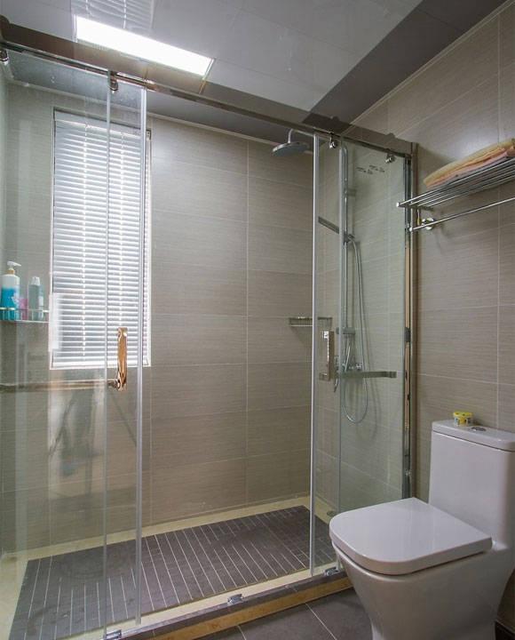 面积紧凑的三房装修,设计简约时尚还特别实用,小户型家庭可借鉴