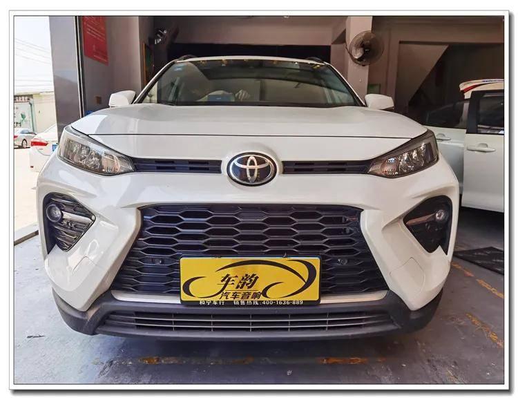 汕头丰田威兰达汽车音响改装升级,清晰干净的声音