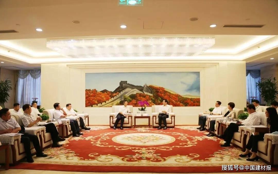 周玉贤会见了武汉理工大学党委书记辛金
