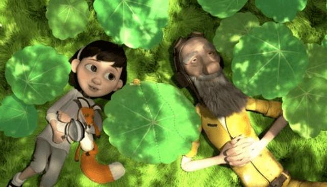 《小王子》动画电影:我们每一个人心里的伊甸园 就是童年和成年的分界线