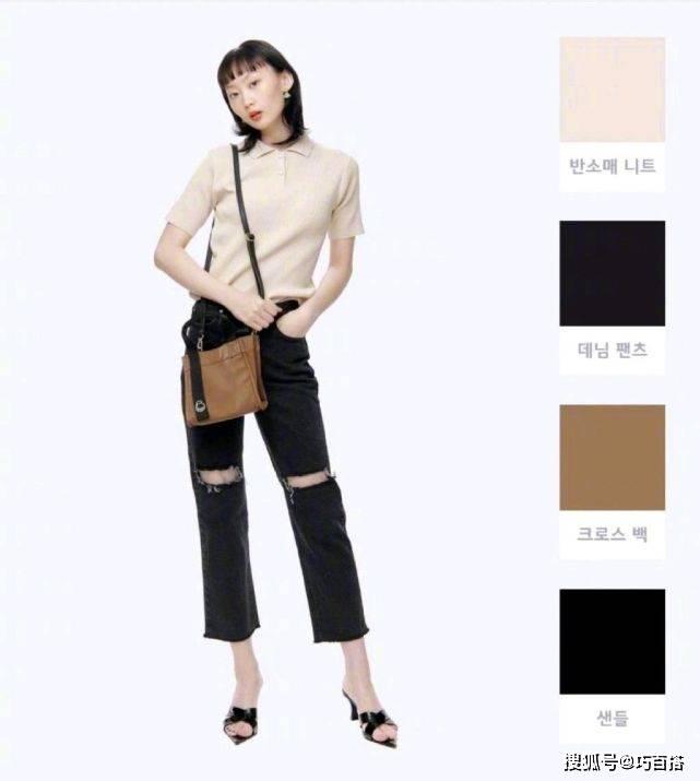 原创             针织衫的8套搭配,每一套都是流行指向标,照着穿时髦又漂亮!