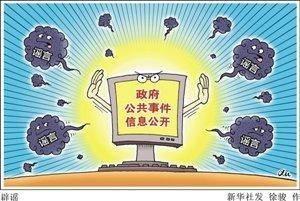 如何公开政务信息公开? 网络公司申请政