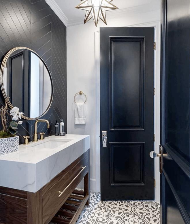 做个浴室橱柜真的有用吗?看了这三组的